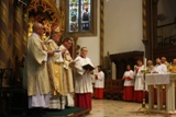 Installation of Rev. Fr. John Batthula as a Chapter Canon of the Cathedral of St. Chad, Birmingham.