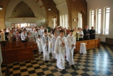 The Ordination of Nicholas StJohn to the Permanent Diaconate. The Entrance Procession
