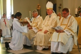 The Ordination of Nicholas StJohn to the Permanent Diaconate. The Examination of the Candidate.
