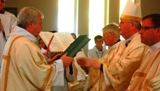 The Ordination of Nicholas StJohn to the Permanent Diaconate. The Presentation of the Book of the Gospels