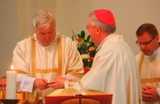 The Ordination of Nicholas StJohn to the Permanent Diaconate. The Preparation of the Altar.