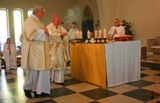 The Ordination of Nicholas StJohn to the Permanent Diaconate. The Incensation of the Altar.