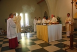 The Ordination of Nicholas StJohn to the Permanent Diaconate. The Incensation of the Concelebrating Clergy.