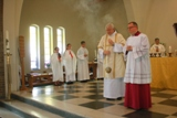 The Ordination of Nicholas StJohn to the Permanent Diaconate. The Incensation of the Congregation.