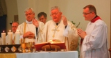 The Ordination of Nicholas StJohn to the Permanent Diaconate. The Liturgy of the Eucharist.