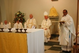 The Ordination of Nicholas StJohn to the Permanent Diaconate. The Presentation of the Papal Blessing.