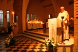 Holy Saturday - the Easter Vigil.