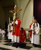 Good Friday - Solemn Celebration of the Lord's Passion.