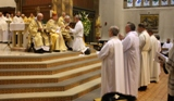 The Ordination of Rev. Mr. Michael Panejko to the Permanent Diaconate, St. Chad's Cathedral, Birmingham.